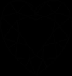 very_garcia-diamond-heart